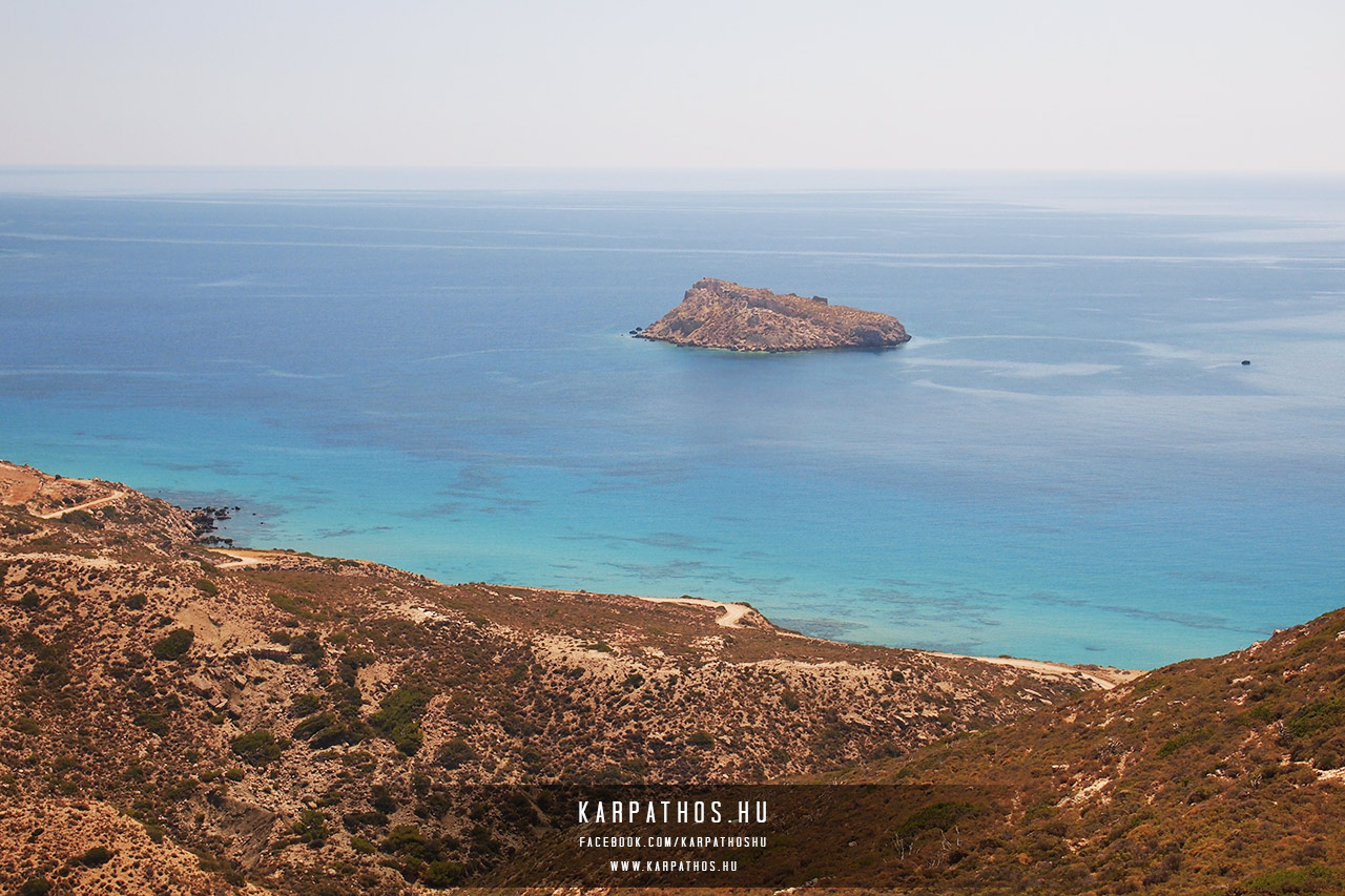 Damatria beach Karpathos